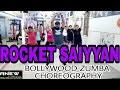 Rocket Saiyyan || Bollywood Zumba Choreography || Anew Fitness Centre And Dance Academy