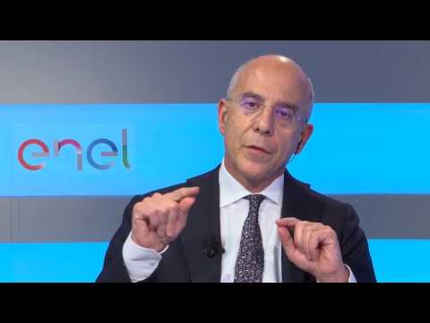 ENEL CEO Urges Other Energy Companies to be More Sustainable (24 Hours of Reality 2016)