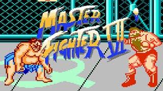 Master Fighter VI (Unl) (NES Pirate) - NES Longplay - E.Honda Playthrough (NO DEATH) (FULL GAMEPLAY)