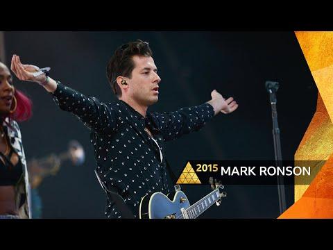 Mark Ronson - Uptown Funk (Glastonbury 2015)