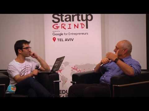 Startup Grind Tel Aviv Hosts Chemi Peres - July 25, 2016