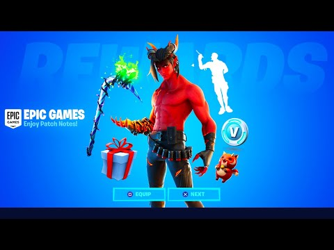 OPEN YOUR FREE GIFT IN FORTNITE! *NEW UPDATE*