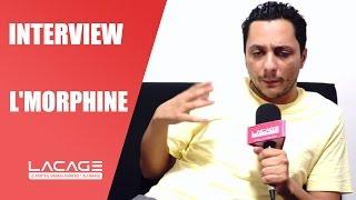 L'Morphine : Je ne suis pas un fan du rap [INTERVIEW]
