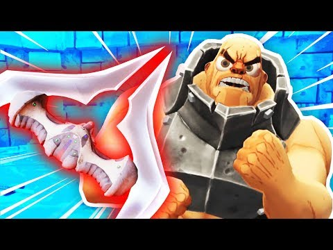 NEW INSANE HALO ENERGY SWORD IN GORN VR (GORN Virtual Reality HTC Vive Funny Gameplay)