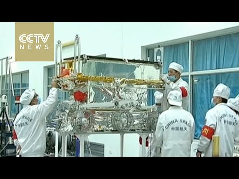 China plans to land Chang'e-4 probe on dark side of the moon in 2018