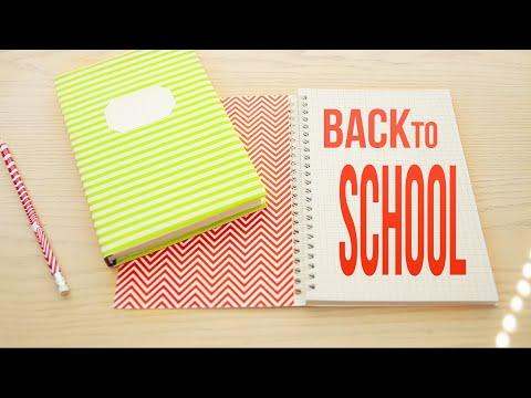 Back to school:Яркие учебники и тетради за 5 минут. Оберточная бумага для подарков - наше все))