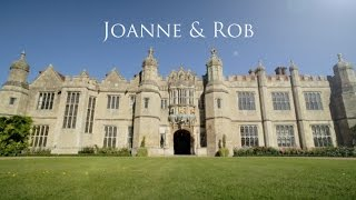 Wedding at Hengrave Hall, Suffolk | Bloomsbury Films ®