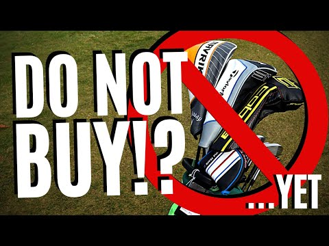 THE WRONG TIME TO BUY NEW GOLF CLUBS!?