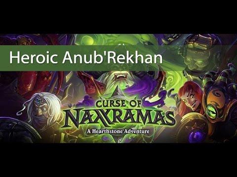 Anub'Rekhan Heroic (TGT Easy) - Hearthstone Decks