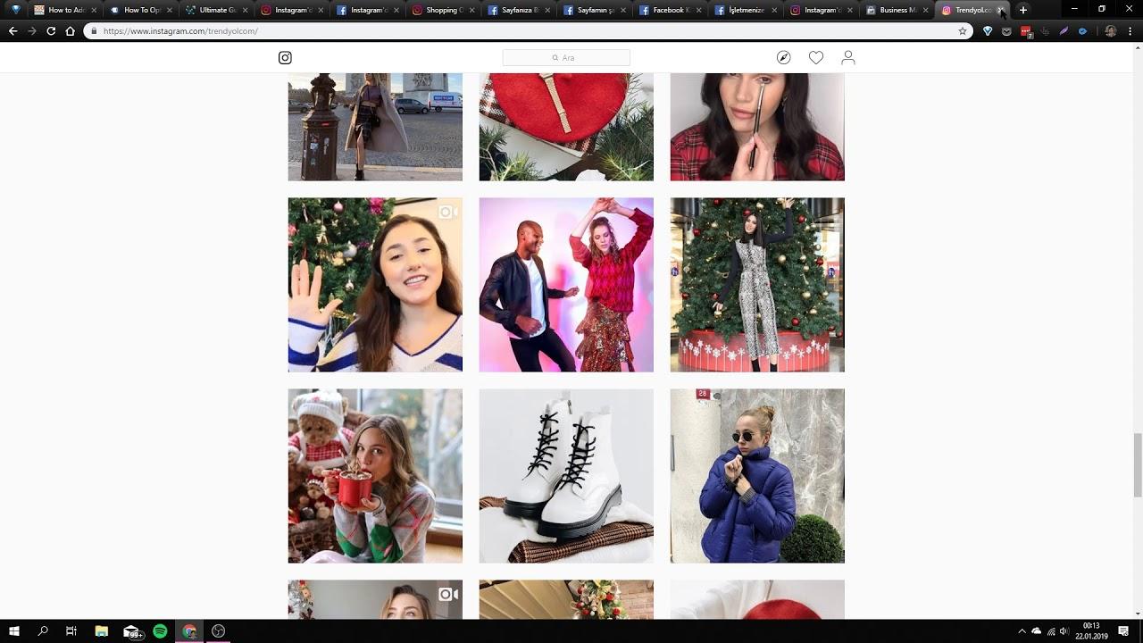 Facebook ve Instagram Katalogları ile Mağaza ve Alışveriş Yapılabilir Gönderiler -1