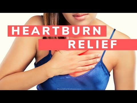 Heartburn Relief - Raw Digestive Enzymes To The Rescue