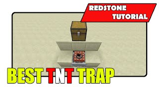 Best TNT Trap [Minecart TNT] (Minecraft Xbox TU26/CU14/PlayStation CL1.17)