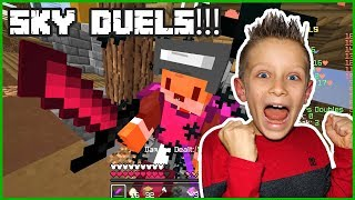 SKYWARS DUELS is OUT!!!