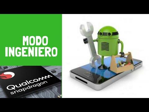 Modo Ingeniero Qualcomm (Oneplus3)