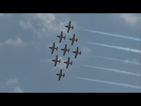 2018 Atlantic City Airshow - Canadian Snowbirds
