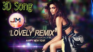 LOVELY HAPPY NEW YEAR 3D SONG LOVELY