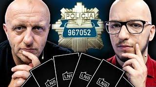 Czy POLICJANCI BIORĄ NARKOTYKI?