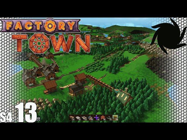 Factory Town - S04E13 - New Belt Production