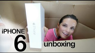 Apple iPhone 6 unboxing en español