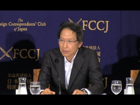 "Kang Sang Jung (Mr.Kang): ""The North Korea situation"""