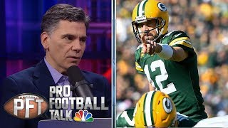 Aaron Rodgers, Packers show growth in Week 7 win over Raiders | Pro Football Talk | NBC Sports