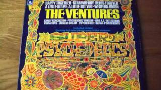The Ventures - Psychedelic Venture