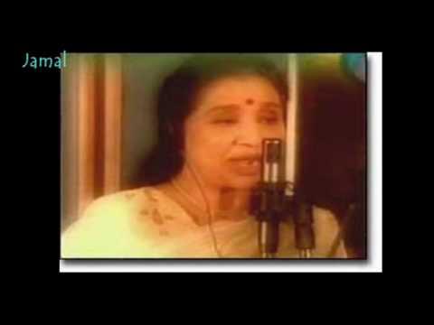 Asha Bhosle - Hairato'n Ke Silsilay Soz-e-Niha'n Tak Aa Gaye - Meraj-e-Ghazal