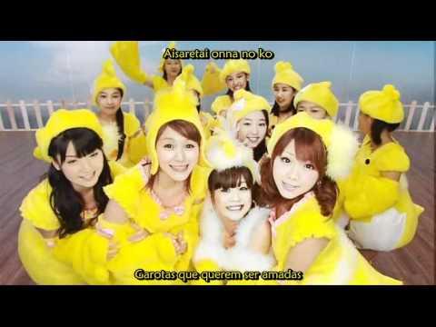 Morning Musume - Pyoco Pyoco Ultra (Lip Ver.) [Legendado]