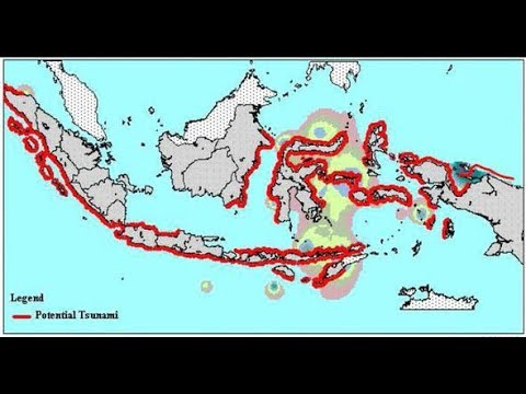 Bali Earthquake Devastation LIVE Maps:  Lombok hit by 7th Bi