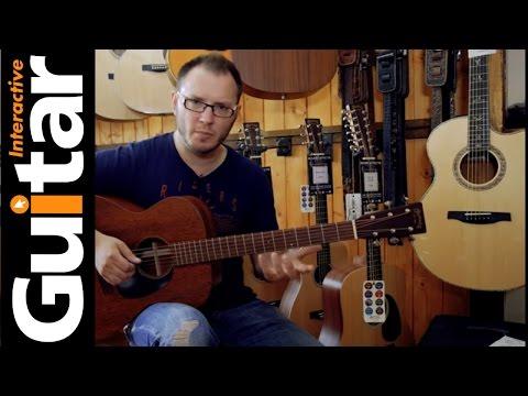 Martin 000 15m Acoustic Guitar | Review