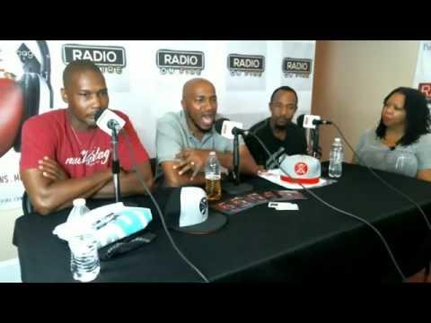 Bangla & Anonymous  Interview : Baltimore Flava Radio