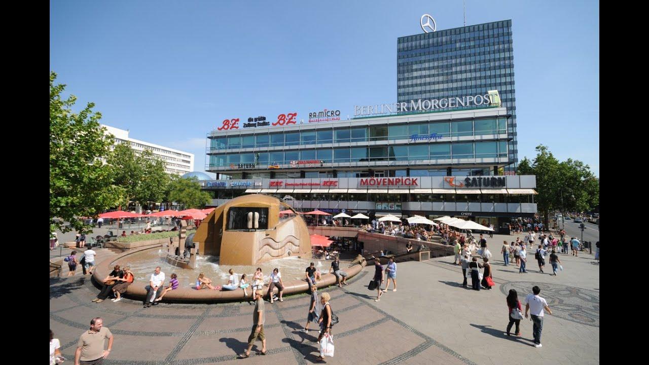 sommer am kurf rstendamm imagefilm europa center berlin youtube. Black Bedroom Furniture Sets. Home Design Ideas