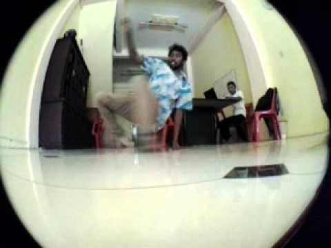 "Aceh - Bboy Nay NBC - HNS ""Freestyle at Office"""