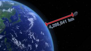 """A massive """"potentially hazardous"""" asteroid will fly close to Earth"""