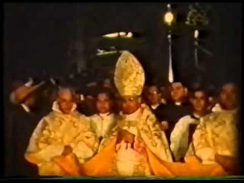 San Nicola   reposizione delle Reliquie 1957