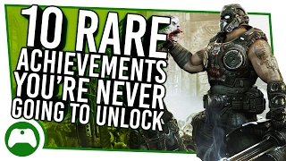 10 Rare Achievements You're Never Going To Unlock
