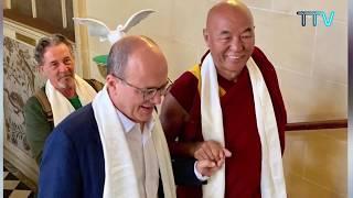 བོད་ཀྱི་བརྙན་འཕྲིན་གྱི་ཉིན་རེའི་གསར་འགྱུར། ༢༠༡༩།༠༩།༡༠ Tibet TV Daily News- Sept 10, 2019