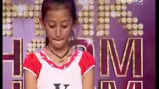 Sanjana Bamrada In Chak Dhoom Dhoom Delhi Audition