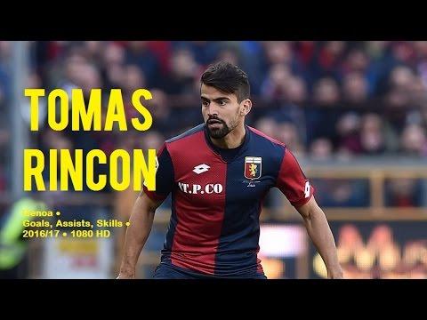 TOMAS RINCON ● Genoa ● Goals, Assists, Skills ● 2016/17 ● 1080 HD