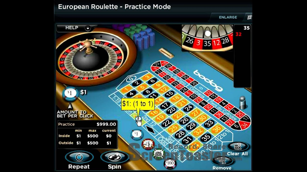 How To Win At Roulette Strategy 1: The Martingale (Low ...