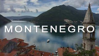 MONTENEGRO - Cinematic Travel Video (DJI Mavic Mini) | Черногория с Дрона