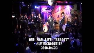 "2016.04.22 Yascotti One Man Live ""REBOOT"" ""Apes"" Written by Yascott..."