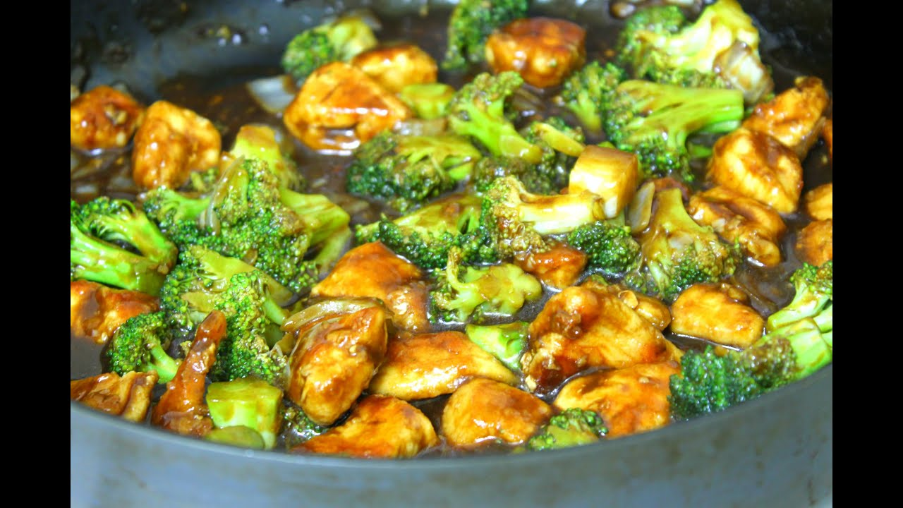 Chicken And Broccoli Stir Fry - In The Kitchen With Jonny -2784