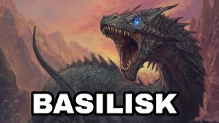 MF #42: The Basilisk [European Mythology]