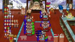 Diner Dash: Seasonal Snack Pack - Winter Wonderland Level 10