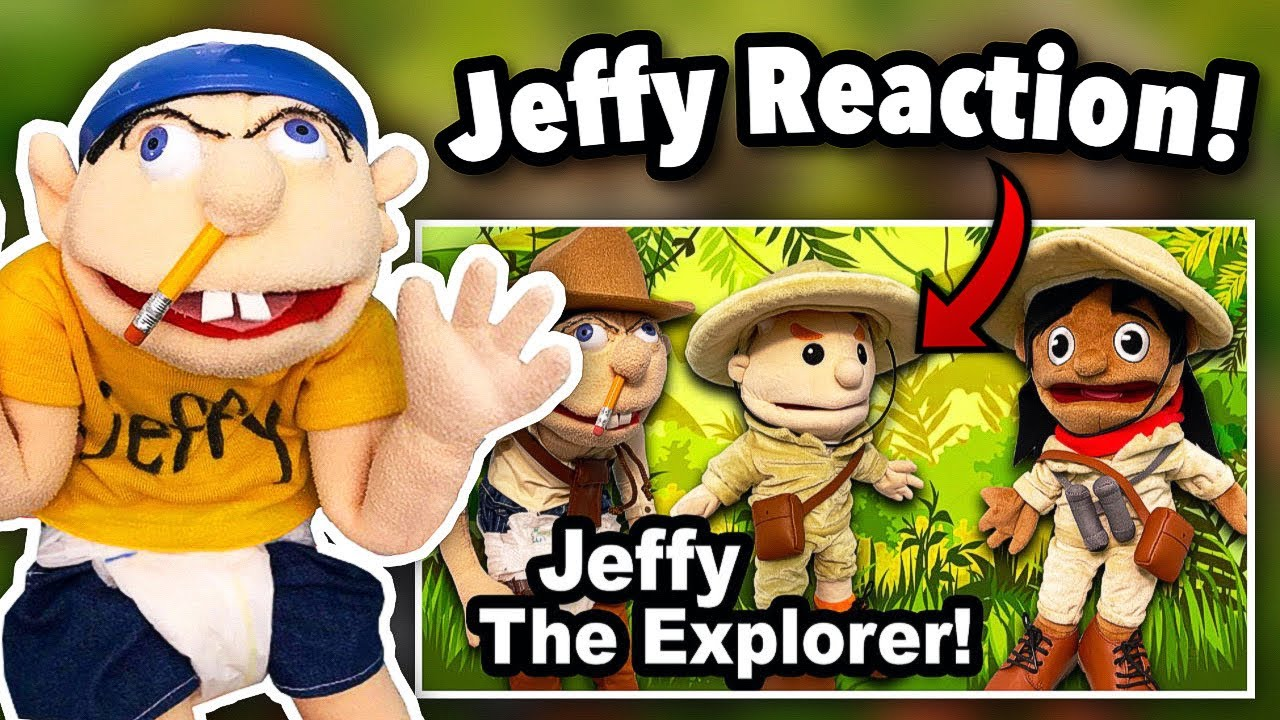 Download SML Movie: Jeffy The Explorer! JEFFY REACTION!
