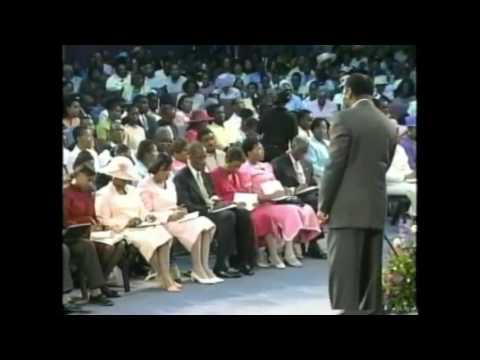 Myles Munroe Easter (July 13, 2017) - Don't Be Afraid Of DEATH & END TIME