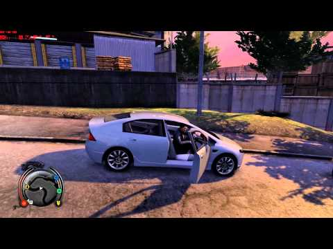 Sleeping Dogs PC Gameplay GTX 570 Maxed out HD 1080p