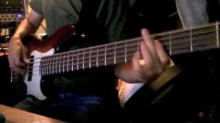Runaway - Jamiroquai -- Bass Cover
