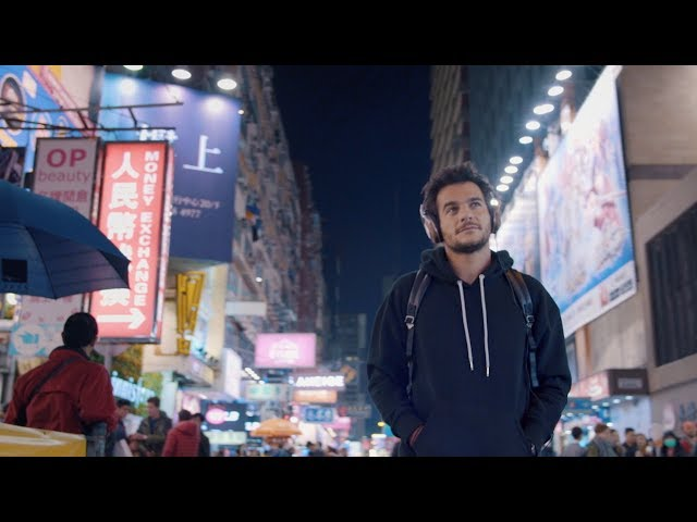 Amir - Les rues de ma peine (Clip officiel)